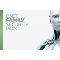 ESET FAMILY SECURITY PACK (5 equipos y 5 smartphones)
